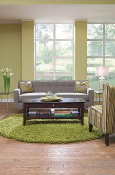 Rowe Sofa Tufted Back Modern