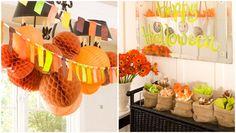Cheerful Harvest/Halloween Party