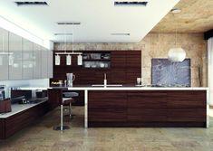COCINAS TEROL Conference Room, Kitchen, Table, Furniture, Home Decor, Videos, Kitchens, Furniture Catalog, Cucina