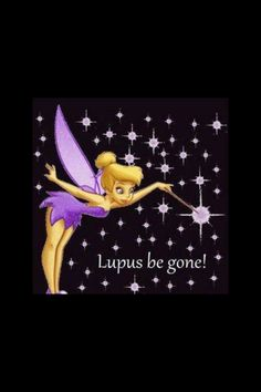 Lupus be gone!