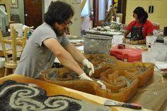 Home Decor | Table Filling Mold  Master Craftsman http://nataliescottdesigns.com/