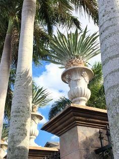 Mecox Palm Beach planters #interiordesign #home #decor #design