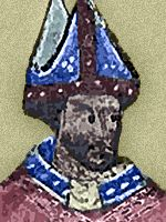 Robert Grosseteste was an English statesman, scholastic philosopher, theologian, scientist and Bishop of Lincoln.