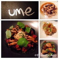 Ume in Surry Hills, NSW