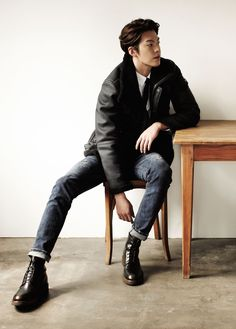 The Fantastic Kim Woo Bin | Couch Kimchi - Bob Trotta is a high end, men's fashion consultant that has exclusive clients all around the world. Learn more about what he can do for you today! http://bobtrottafashion.com/