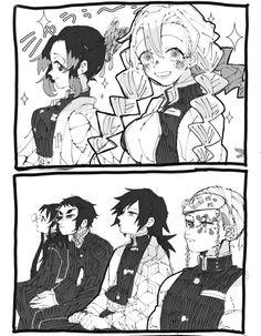 Đọc Truyện 《Kimetsu No Yaiba》Fanart + Doujinshi - 😃 - - Wattpad - Wattpad Otaku Anime, Manga Anime, Anime Art, Hiro Big Hero 6, Desenhos Gravity Falls, Slayer Meme, Latest Anime, Demon Hunter, Dragon Slayer