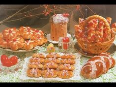 Greek Desserts, Shrimp, Easter, Sweets, Meat, Recipes, Food, Youtube, Photos
