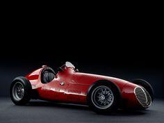 Under the hood Maserati 4CLT '1948–50