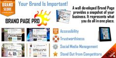 The perfect solution for small and medium sized business that recognize the importance of branding through social media but lack the time and/or skills to set up social media profiles. Let the international team of BrandPagePro social media experts  help you to build your brand.  Set up and support in several languages.