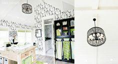 craft room / sewing room - craft room