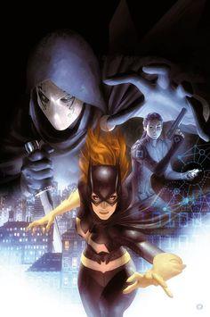 Batgirl by Alex Garner