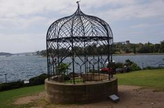 Mrs. MacQuarie's Folly - Royal Botanical Gardens - Sydney NSW Australia Image