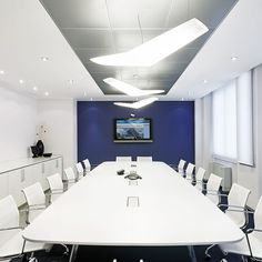 conference room, pendant light fixtures