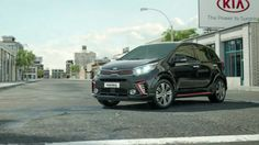 New safety features and new technology oil save city car All-new KIA Picanto / Morning 2017