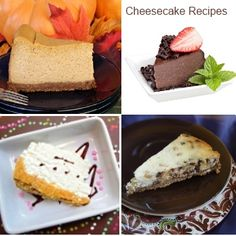 Cheesecake Recipes.  I have 4 of them. ~ Lisa