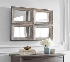Aiden Accent Wall Mirror #potterybarn
