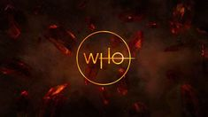 BBC Latest News - Doctor Who - Jodie Whittaker Unveils Brand New Doctor Who Logo