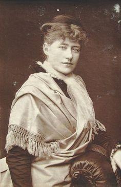 Ellen Alice Terry 1847-1928, English Actress.