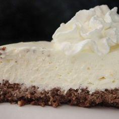 Recept: Romige kokos kwarktaart Cheesecake Cake, Pie Cake, No Bake Cake, Kokos Desserts, No Bake Desserts, Sweet Recipes, Cake Recipes, Dessert Recipes, Cake Cookies