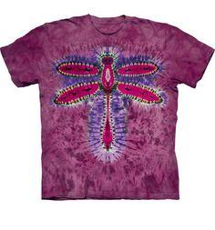 T-Shirt Vintage Libelle