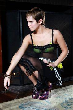 Remarkable, the Emma Watson fingered fanart and shame!