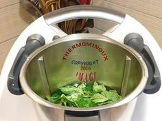 THE A LA MENTHE (thermomix)