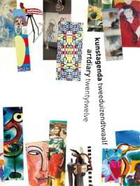 Art Diary 2012; An artistic product with works by 14 contemporary artists from different disciplines. A Dutch - English Art Diary.    Excl. verzendkosten: € 18,50