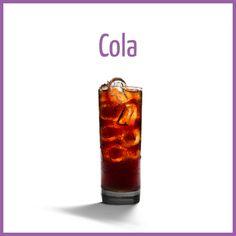 Cola - Arômes naturels - Fiole de 10ml - PG/80 VG/20
