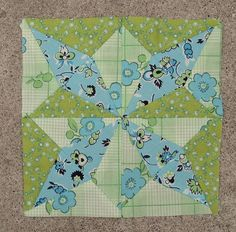 The week 4 blocks that I chose to make have been more of a challenge this week! I'm not used to sewing with such small pieces of fabric, but. Quilt Block Patterns, Pattern Blocks, Quilt Blocks, Sewing Patterns, Farmers Wife Quilt, Kids Rugs, Quilts, Projects, Fabric
