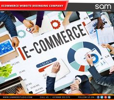 Are you looking forward to start your new online business or trying to expand or diversify your traditional business by setting up an ecommerce website on the internet? If yes, then you are certainly on the right path. SAM Web Studio is best ecommerce website designing and development company in India