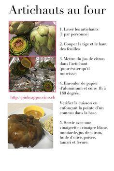 Artichaut au four Four, Sprouts, Gluten, Vegan, Vegetables, Dutch Oven, Steamer, Cooks Illustrated Recipes, Veggie Dishes