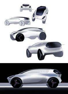 Art Center Transportation Design — Edward Tseng