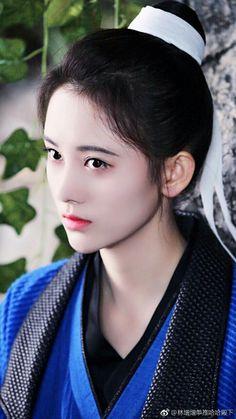 Top Celebrities, Celebs, Eternal Love Drama, Art Of Beauty, Cute Actors, Beautiful Bollywood Actress, Chinese Actress, Hanfu, Asian Style