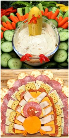 2 Amazing Ideas For Thanksgiving Snack Trays