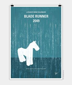 Blade Digital Art - My Blade Runner 2049 Minimal Movie Poster by Chungkong Art Blade Runner Art, Blade Runner Poster, Blade Runner 2049, Movie Poster Art, Poster S, Poster Prints, Film Posters, Denis Villeneuve, Japanese Poster Design