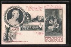 Schiller  100 jaar sterfdag 1905