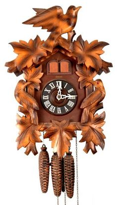 1000 images about coo coo clocks on pinterest coo coo clock cuckoo clocks and black forest - Coo coo clock pendulum ...
