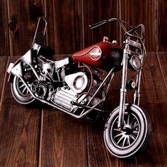 ==> [Free Shipping] Buy Best Shabby Chic! Vintage Home Decor Retro Motorcycle Bar Home Decoration Accessories Unique Gift 382415cm Online with LOWEST Price | 32303113464