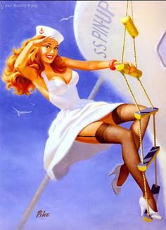 pin up Sailor