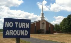 Your Thoughts on Turning a Church Around