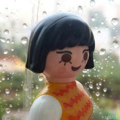 raining !!
