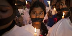 """""""When patriarchy converges with caste then it is violence unlimited."""""""
