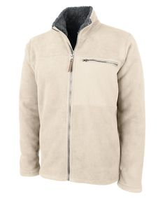 dbd035ffbf8958 Charles River Jamestown Fleece Jacket - Soft on the outside