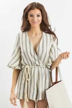 Mother & Kids Sporting Women Girls Spring Summer Clothes Family Matching Off Shoulder Strappy Striped Blue Jumpsuit Parent-child Loose Playsuit Outfits Modern Techniques