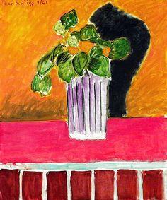 Henri Matisse - Ivy Branch, 1941