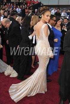 #Oscar #Oscars Jennifer Lopez exuberante!