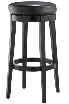 Backless Swivel Bar Stool - Stools -  Home Bar -  Furniture | HomeDecorators.com