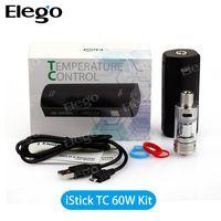 Hot Eleaf iStick 60W TC Kit iStick TC 60W Kit Support Ni200 And Titanium Coils In TC Mode