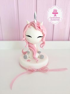 Little Unicorn  by Carolinchens Zuckerwelt