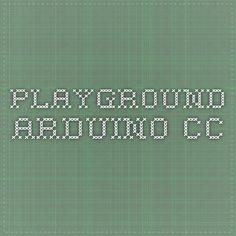 playground.arduino.cc